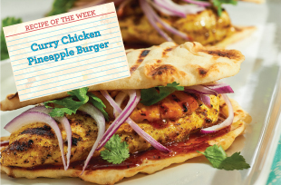 CurryChickenPineapple-Burger