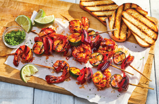 Piri_Piri_Shrimp_skewers