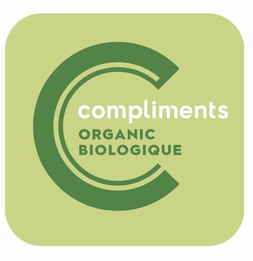 Compliments - Organic-Biologique